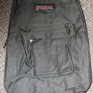 "Sportpak Unlimited Black Backpack Size: 16.75"" X 12.75"" X 6.25"" #2509-62134E"