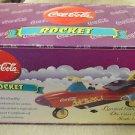 Xonex Coca Cola Rocket Limited Edition Die Cast Metal Scale 1:3 UPC:710534477147
