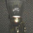 ITC Inc Polished Brass RV 110 Volt Light With Glass Light Votive #38002-2658