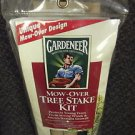 Dalen Products Gardener Mow-Over Tree Stake Kit #3640 UPC:016069000721
