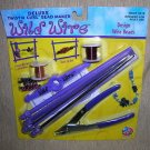 NSI Innovations Deluxe Twist N' Curl Bead Maker Wild Wire Craft Kit #3419