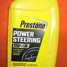 Prestone Power Steering Fluid + Stop Leak 32 Fl. Oz. #P-4458 UPC:797496876317