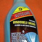 Warren Autoguard Windshield Washer Cleaner & Antifreeze 12 Oz UPC:073135701517