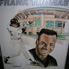 "Frank Thomas 24"" X 18"" Limited Edition Poster UPC:710534478090"