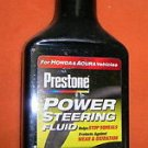 Prestone Power Steering Fluid - Honda & Acura12 Fl. Oz. #P-3900 UPC:797496874009