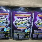 Home Care Labs Greased Lighting Shop Wipes 3 Pack - 35 Wipes Each UPC:0812386360
