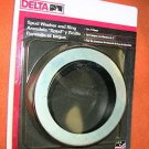 "Melard / Delta Toilet Spud Washer &  Ring For 2"" Closet #1632D UPC:071862016324"