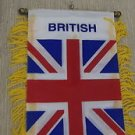 "Flagline British 4"" X 6"" Mini Banner #C-5323/EN"
