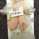 "World Gallery Dolls Wee Things Angel Star 7"" Porcelain Doll #514569"