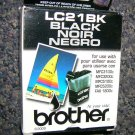 Brother Black LC21BK Ink Cartridge UPC:012502602941