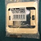 "NIKO Beige Bezel Cover Plate Size: 3 1/4"" X 3 1/4"" #PR20 12-761"
