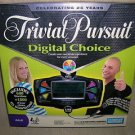 Parker Brothers Trivial Pursuit Digital Choice Game UPC:653569312949