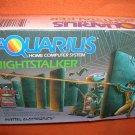 Mattel Electronics Aquarius Nightstalker Cartridge #4595   UPC:007120004595