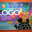 Mattel Electronics Aquarius LOGO Cartridge #4391   UPC:007120004391