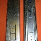 """Knape & Vogt 8"""" Drawer Slide Set  2 Pieces #KV8400B-8 UPC:710534483469"""