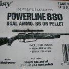 Daisy Remanufactured Powerline 880 Dual Ammo BB / Pellet Rifle  UPC:039256808801