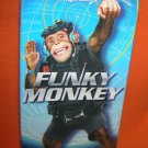 Warner Video Funky Monkey VHS Tape UPC:012569692152