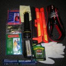 Victor Bell Automotive Product Deluxe Roadside Emergency Kit  #22560113