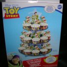 Wilton Industries Disney Toy Story Cupcake Stand Kit #15107771 UPC:07089615071