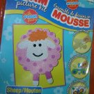 Dollarama Foam Picture Craft Kit - Sheep  UPC:667888092994