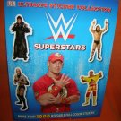 DK WWE Suprstars Ultimate Sticker Collection Book UPC:9781465439468