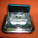 Help Vintage Chrome Ashtray #19025-32 UPC:710534482684