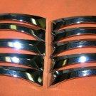 Gustafuson Polished Chrome Drawer Pull Pack 25 #A7155  UPC:710534481106