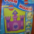 Dollarama Foam Picture Craft Kit - Castle  UPC:667888092994