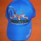 Cap America Blue Live To Hunt / Hunt To Live Baseball Cap UPC:710534483971