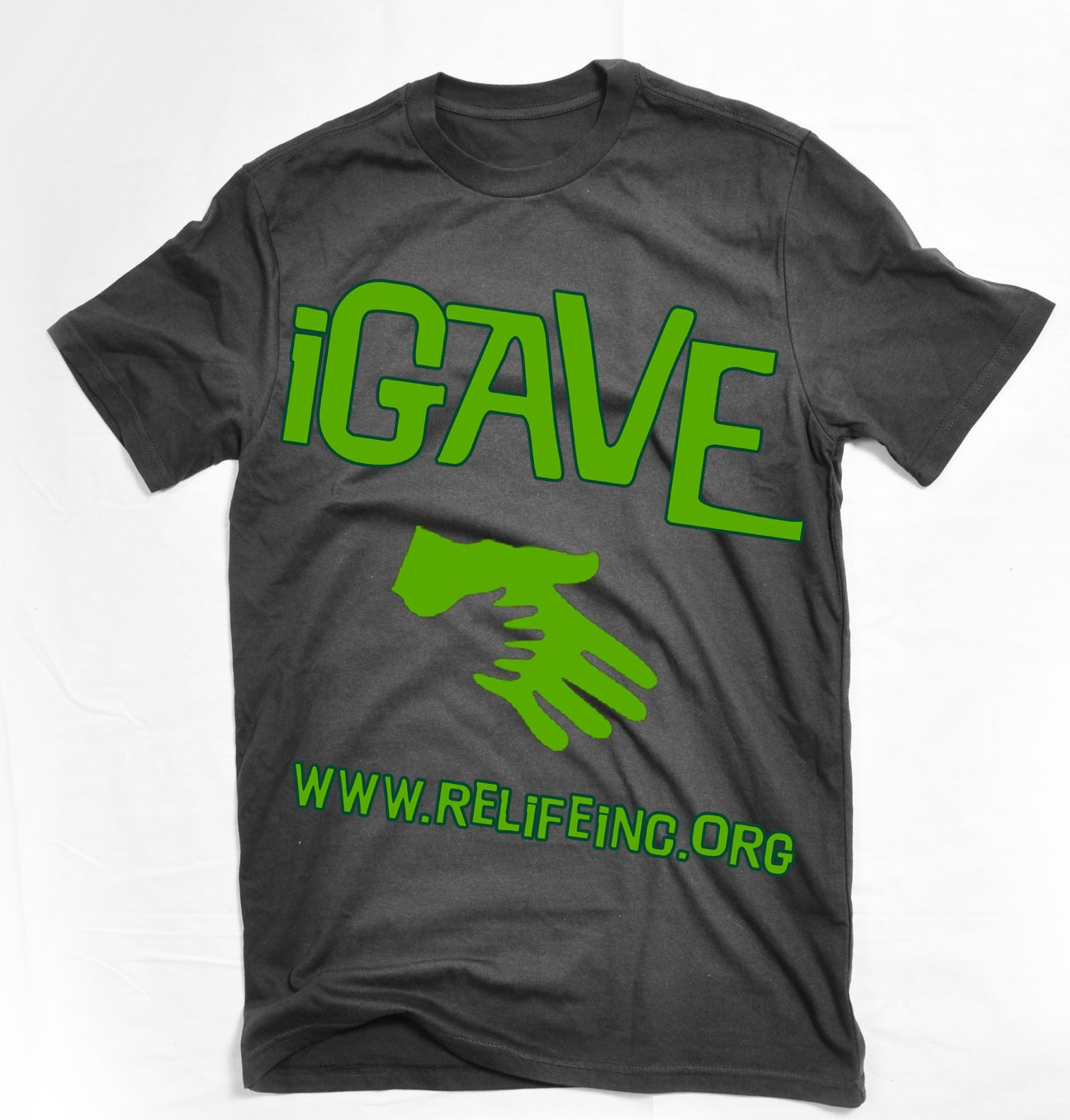 Re:LIFE 'iGAVE' Tees - Small
