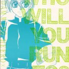 Gundam Wing Doujinshi Who will you run to? ADULT YG39