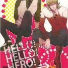 Tiger & Bunny Doujinshi Hello! Hello! Hero! TB3