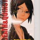 YB29 Bleach Doujinshi Death & Quinsy by Mekkyaku - MayimIchigo x Uryuu