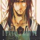 YB35 Bleach Doujinshi Black & White ZanzibarIchigo x Renji / Rukia