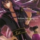 YT27 Tales of Vesperia Doujinshi ADULT Yuri  Raven Follow the Signposts