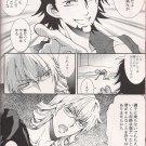 TB16 Tiger & Bunny Doujinshi ADULT #02 The Birthday Happening Barnaby x Kotetsu