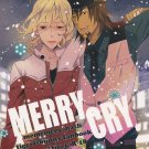 TB18 Tiger & Bunny Doujinshi ADULT  Merry Cry Barnaby x Kotetsu