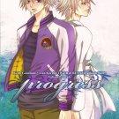 TB21 Tiger & Bunny Doujinshi Progress Keith x Ivan by Valiant ADULT