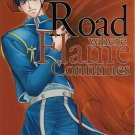 YF21 Full Metal Alchemist Doujinshi Road Where Flame Continues ADULT by Kouji Renkin Havoc x Roy
