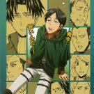 Attack on Titan Shingeki no Kyojin Doujinshi YAT10 by Tsugihagi Toy