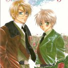 Axis Powers Hetalia Doujinshi USA x UK YH37 Anniversary