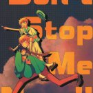 Axis Powers Hetalia Doujinshi YH58 Don't stop me now by Himegusuku UK x Japan Sealand