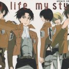 YAT21 Doujinshi Attack on Titan Shingeki no Kyojin My Life My Style All Cast 20 pgs