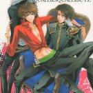 Final Fantasy Dissida Doujinshi18+ ADULT  YFF18 M&M'sby ZUI.FSquall x Butz40 pages
