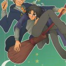 Harry Potter Doujinshi HP10 by plastics echo Black x Lupin James x Snape 36 pages