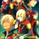 YFF46 Final Fantasy Type-0	Doujinshi A body full of memories and battle scars