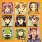 YC9 Code Geass Doujinshi Delightful Mission	by Classic Milk	All Cast	20 pages