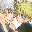 YN16 Naruto Doujinshi by Ai TenkawaKakashi x Naruto24 pages