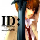YDN6 Death Note Doujinshi	ID	by Pink Panthers	L x Light	20 pages