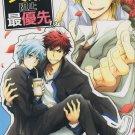 YK12 Kuroko no Basuke Doujinshi by PokakaKagami x Kuroko + Kise40 pages